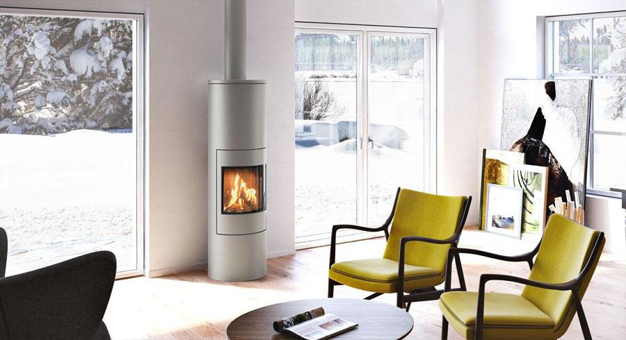 poêle à gaz avantage qualité chaleur