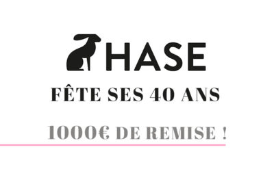 Hase a pile poele 40 ans !